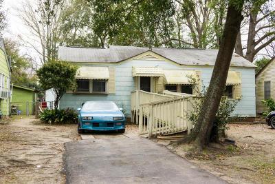 North Charleston Single Family Home For Sale: 2605 S Allen Drive