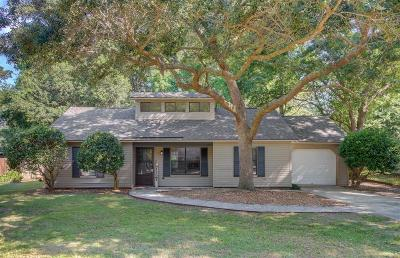 Charleston Single Family Home For Sale: 1814 Walsingham Way