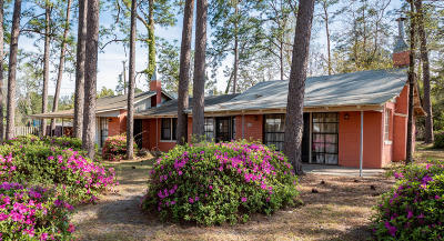 Walterboro Single Family Home For Sale: 107 Spruce Street