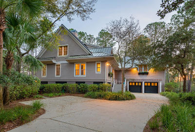 Charleston County Single Family Home For Sale: 3 Grey Widgeon Lane