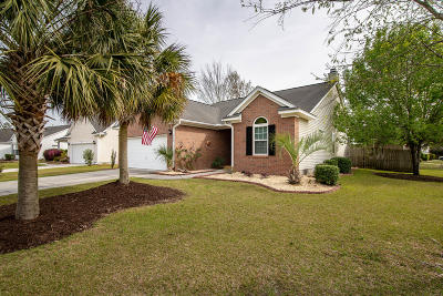 Charleston Single Family Home Contingent: 422 Cabrill Drive