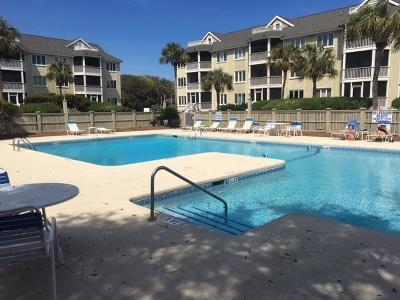 Isle Of Palms Attached For Sale: 204 Palmetto Blvd. Port O Call #B204