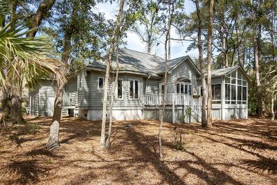 Seabrook Island Single Family Home Contingent: 2127 Loblolly Lane