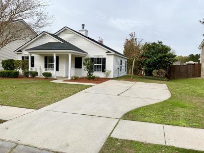 Summerville Single Family Home Contingent: 100 Blue Jasmine Lane