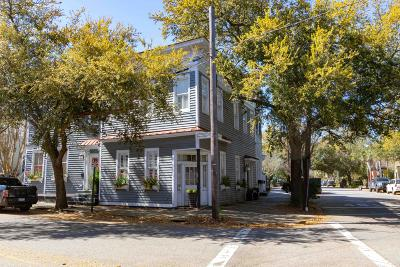 Charleston Single Family Home For Sale: 25 Chapel Street