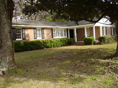 Charleston Single Family Home Contingent: 1328 Old Towne Rd.