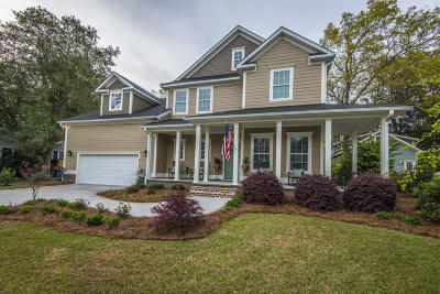 Charleston Single Family Home For Sale: 2153 Fort Pemberton Drive
