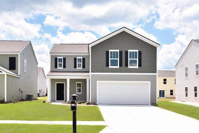 Moncks Corner Single Family Home For Sale: 439 Buckhannon Lane