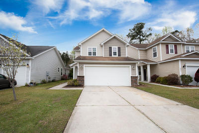 North Charleston Single Family Home For Sale: 8829 Kellum Drive