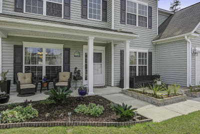 Summerville Single Family Home For Sale: 5116 Village Crier Lane