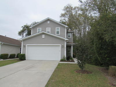 North Charleston Single Family Home Contingent: 8810 Gilston Lane