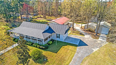 Summerville Single Family Home For Sale: 110 Arabian Drive