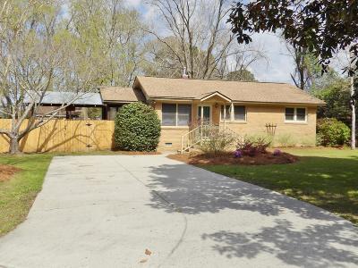 Single Family Home Contingent: 1348 Garrison Street