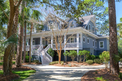 Seabrook Island Single Family Home Contingent: 2942 Deer Point Drive