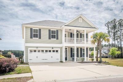Summerville Single Family Home For Sale: 301 Sanctuary Park Drive