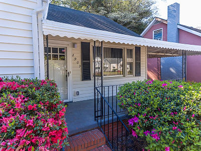 North Charleston Single Family Home For Sale: 3909 Hottinger Avenue