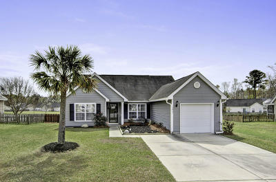 Summerville Single Family Home For Sale: 5065 Carrington Court
