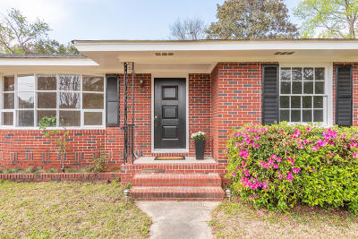 Charleston Single Family Home For Sale: 842 Condon Drive