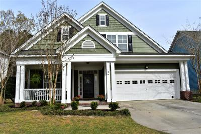 Legend Oaks Plantation Single Family Home For Sale: 124 Marshside Drive