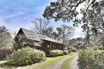 Summerville Single Family Home For Sale: 710 E Thomas Street