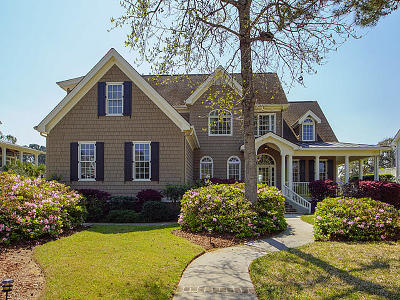 Johns Island Single Family Home For Sale: 4509 Hope Plantation Drive