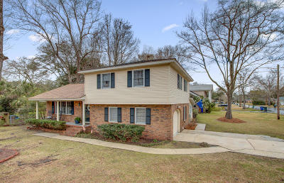 Charleston Single Family Home For Sale: 1636 Falmouth Street