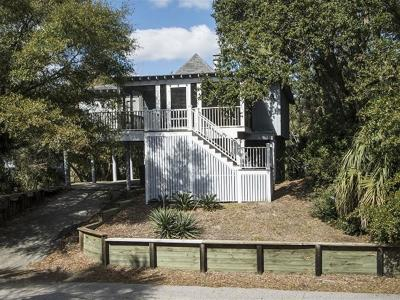 Isle Of Palms Single Family Home For Sale: 8 Sandpiper Court