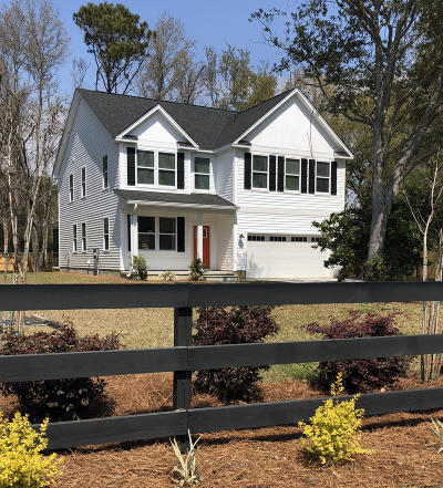Charleston Single Family Home For Sale: 1514 Grimball Ext Road