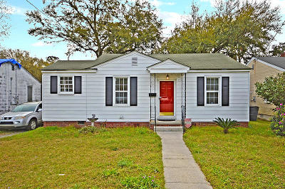 North Charleston Single Family Home For Sale: 4620 Durant Avenue