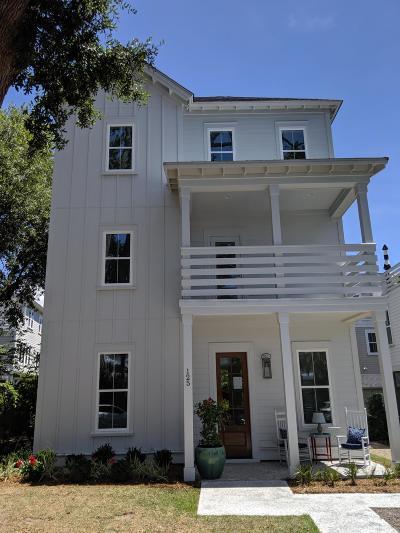 Single Family Home For Sale: 125 Bratton Circle