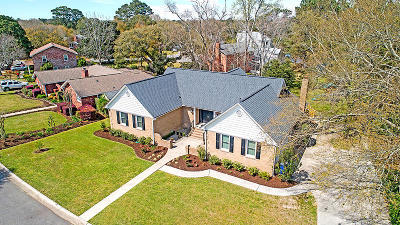 Single Family Home For Sale: 1288 S Barksdale Road