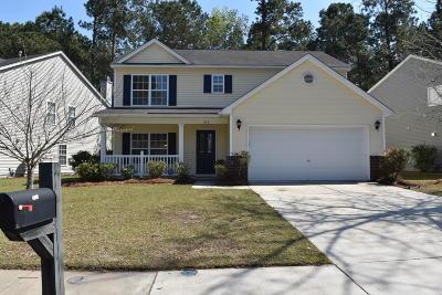 Ladson Single Family Home For Sale: 216 Breckingridge Drive