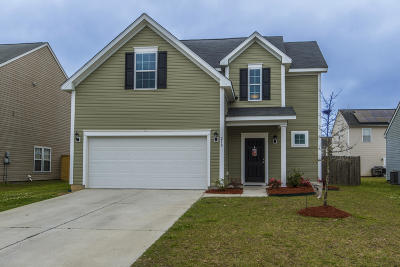 Moncks Corner Single Family Home For Sale: 210 Two Forts Road