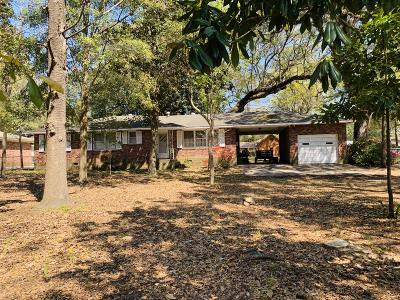 North Charleston Single Family Home For Sale: 4718 Mimosa Street
