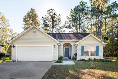 North Charleston Single Family Home Contingent: 2893 Salamander Creek Lane