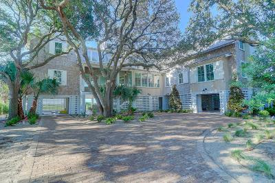 Isle Of Palms Single Family Home For Sale: 2302 Palm Boulevard