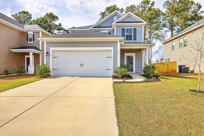 Summerville Single Family Home For Sale: 1670 Eider Down Drive