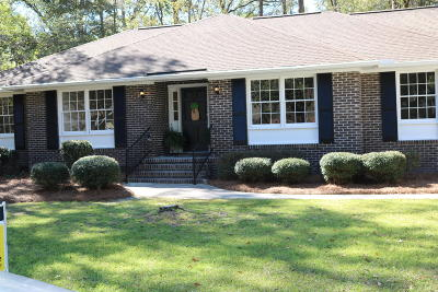 Summerville Single Family Home For Sale: 109 Inwood Drive