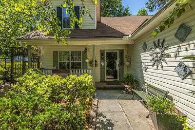 Charleston Single Family Home For Sale: 8155 Sherbrooke Lane