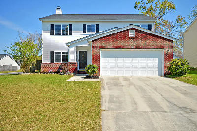North Charleston Single Family Home Contingent: 8024 Long Shadow Lane