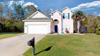 Summerville Single Family Home For Sale: 4008 Braemar Court