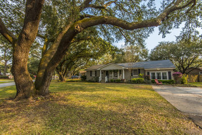 Charleston Single Family Home For Sale: 1237 Julian Clark Road