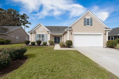 Summerville Single Family Home For Sale: 103 Carnegie Court
