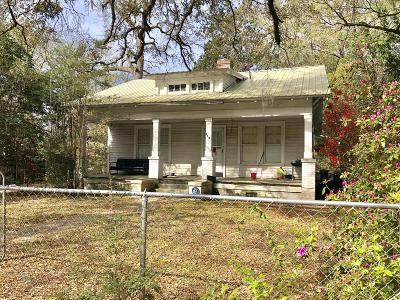 Walterboro Single Family Home For Sale: 116 Morral Street