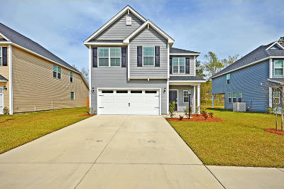 Ladson Single Family Home For Sale: 4042 Exploration Road
