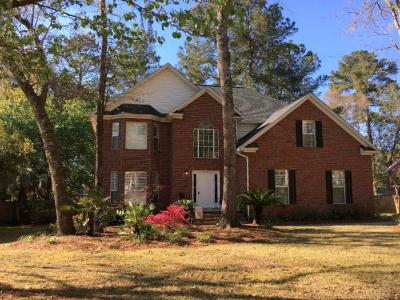 Summerville Single Family Home For Sale: 111 Kenilworth Road Road