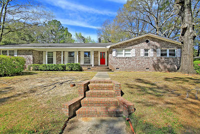 Charleston Single Family Home For Sale: 1324 Marvin Avenue