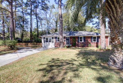 Charleston Single Family Home For Sale: 1104 Keats Road