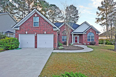 Summerville Single Family Home For Sale: 116 Royal Troon Court