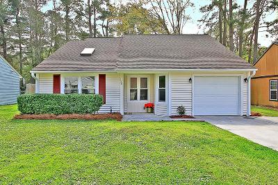 Ladson Single Family Home Contingent: 120 Robert Drive